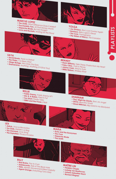 Page 5 Deadly class tome 2