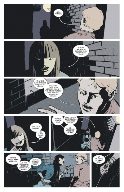 Page 8 Deadly class tome 2