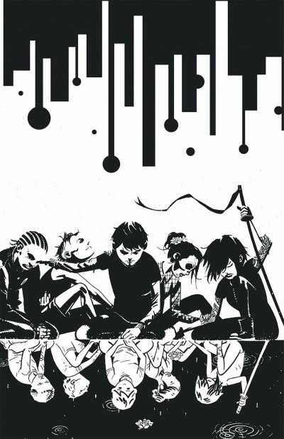 Page 5 Deadly class tome 3