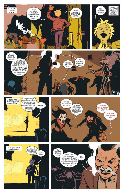 Page 8 Deadly class tome 3