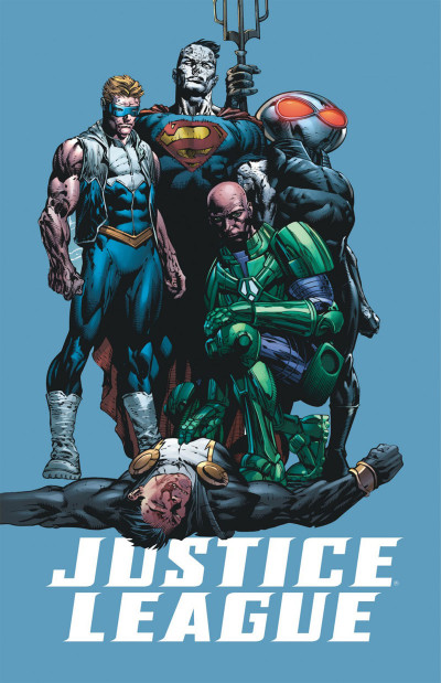 Page 1 Justice league tome 6
