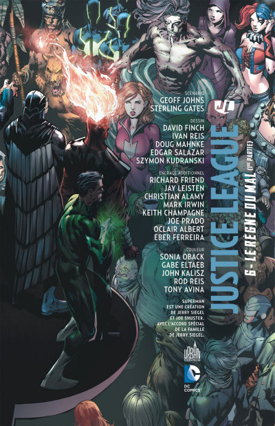 Page 3 Justice league tome 6