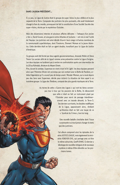 Page 4 Justice league tome 6