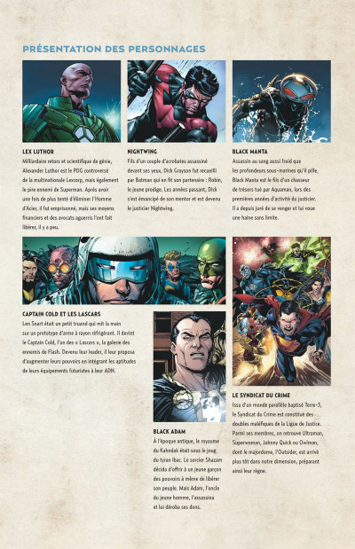 Page 5 Justice league tome 6