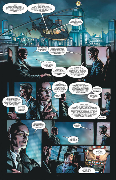 Page 8 Justice league tome 6