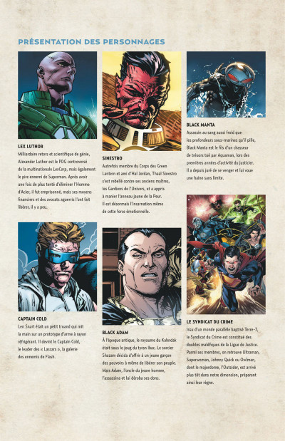 Page 5 Justice league tome 7