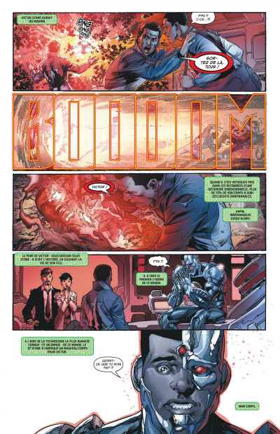 Page 7 Justice league tome 7