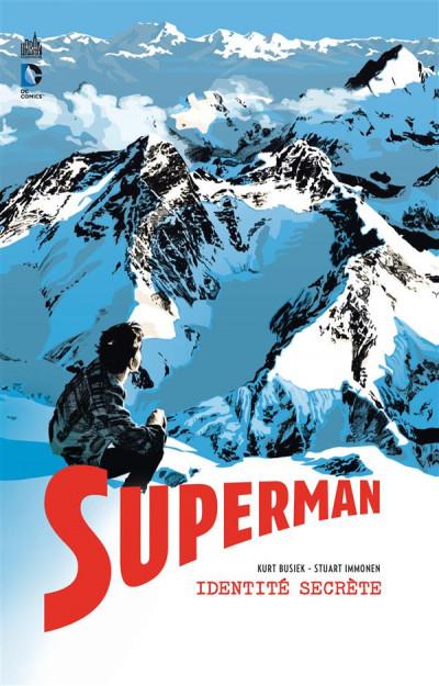 Couverture Superman identité secrète