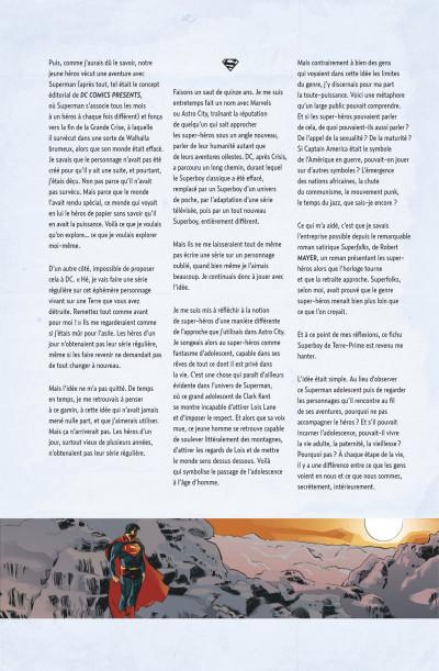 Page 5 Superman identité secrète