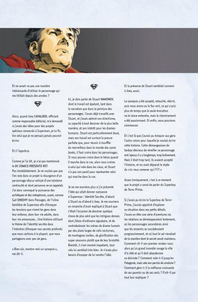 Page 6 Superman identité secrète