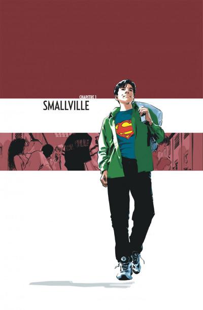 Page 8 Superman identité secrète
