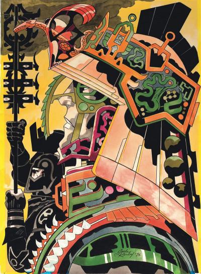 Page 3 Jack Kirby, king of comics par Mark Evanier