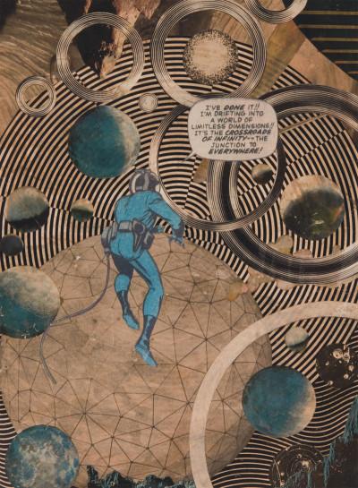 Page 6 Jack Kirby, king of comics par Mark Evanier
