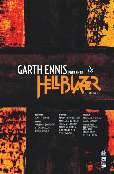 Page 3 Garth Ennis présente Hellblazer tome 1