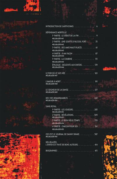 Page 5 Garth Ennis présente Hellblazer tome 1