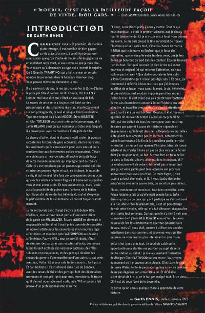 Page 6 Garth Ennis présente Hellblazer tome 1