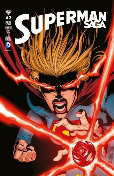 Couverture Superman Saga HS tome 2