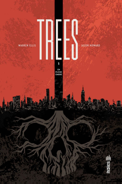 Couverture Trees tome 1