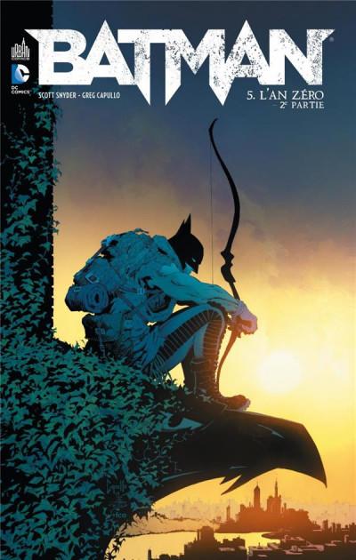 Couverture Batman tome 5 - l'an zéro 2ème partie