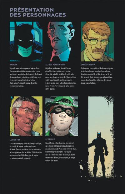 Page 5 Batman tome 5 - l'an zéro 2ème partie