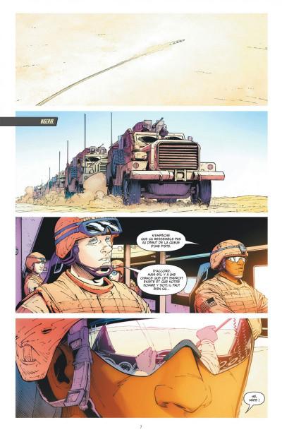 Page 7 Batman tome 5 - l'an zéro 2ème partie