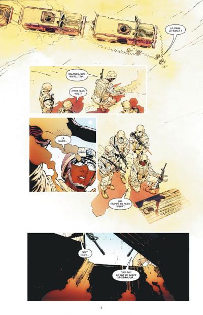 Page 8 Batman tome 5 - l'an zéro 2ème partie