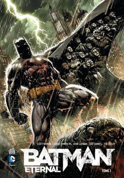 Couverture Batman eternal tome 1