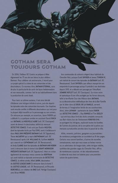 Page 4 Batman eternal tome 1