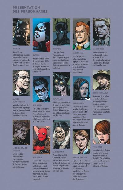 Page 5 Batman eternal tome 1