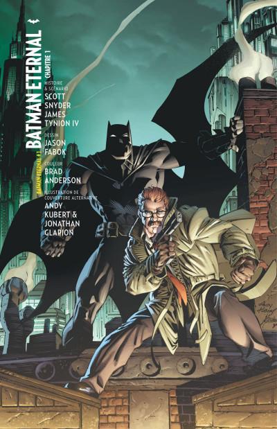 Page 6 Batman eternal tome 1
