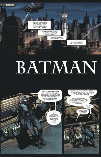 Page 8 Batman eternal tome 1