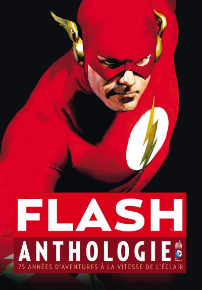 Couverture Anthologie Flash