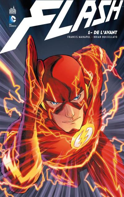 Couverture Flash tome 1