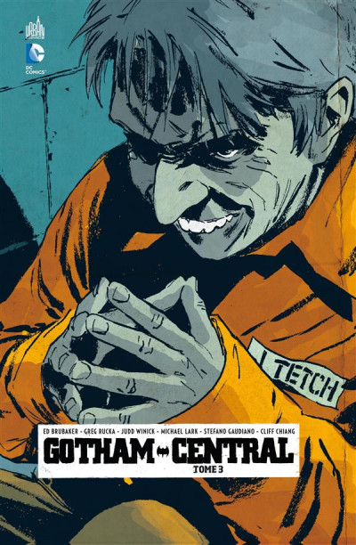 Couverture Gotham central tome 3