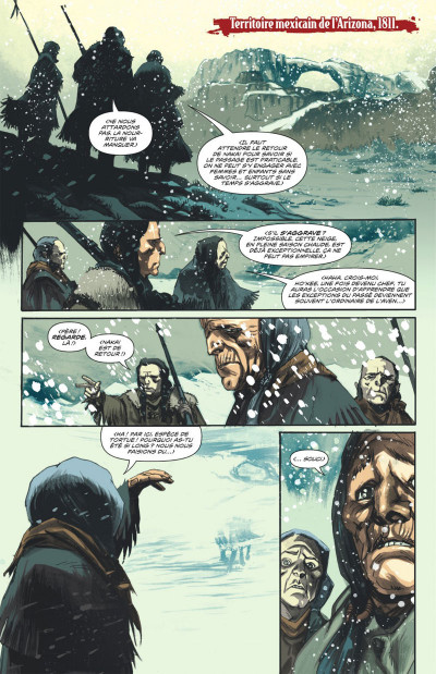 Page 7 American vampire tome 7 - Le marchand gris