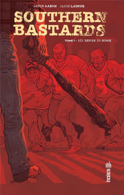 Couverture Southern bastards tome 1