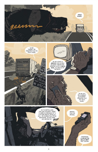 Page 8 Southern bastards tome 1