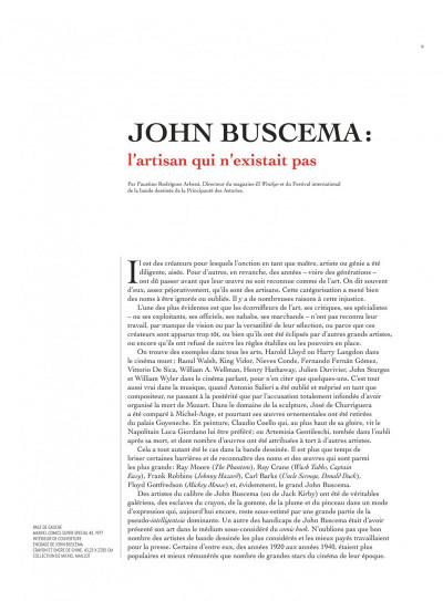 Page 3 Big John Buscema