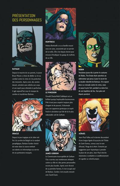 Page 5 Batman no man's land tome 4