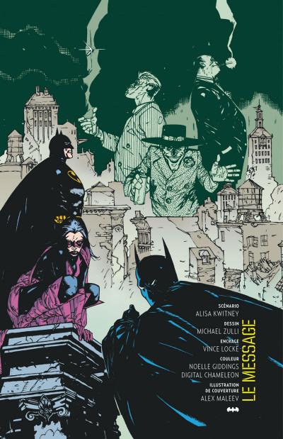 Page 8 Batman no man's land tome 4