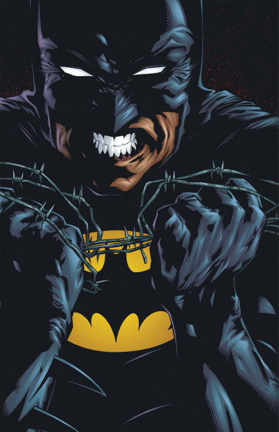 Page 6 Batman no man's land tome 5