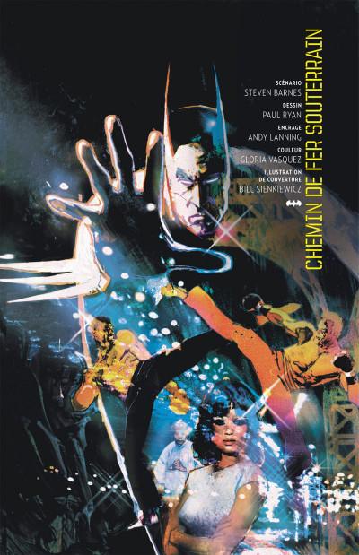Page 8 Batman no man's land tome 5