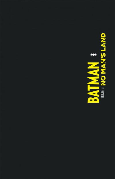 Page 1 Batman no man's land tome 6
