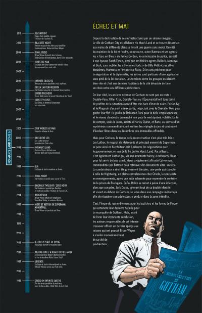 Page 4 Batman no man's land tome 6
