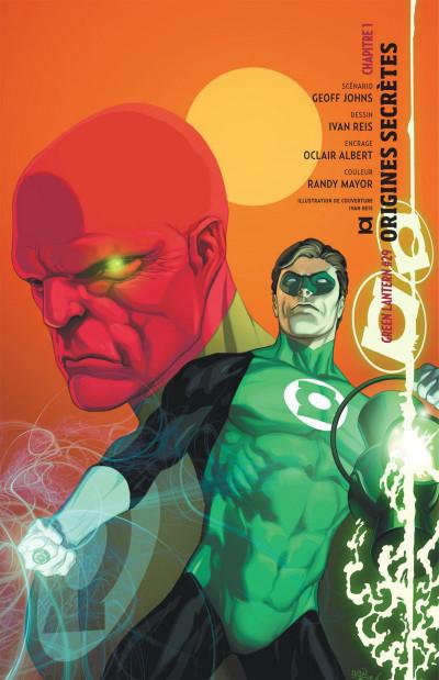 Page 4 Geoff Johns présente Green Lantern tome 0