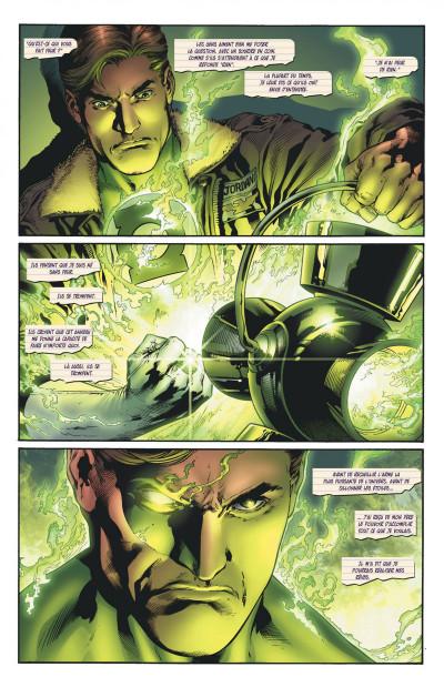 Page 5 Geoff Johns présente Green Lantern tome 0