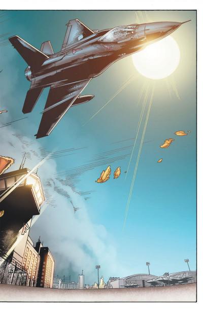 Page 7 Geoff Johns présente Green Lantern tome 0