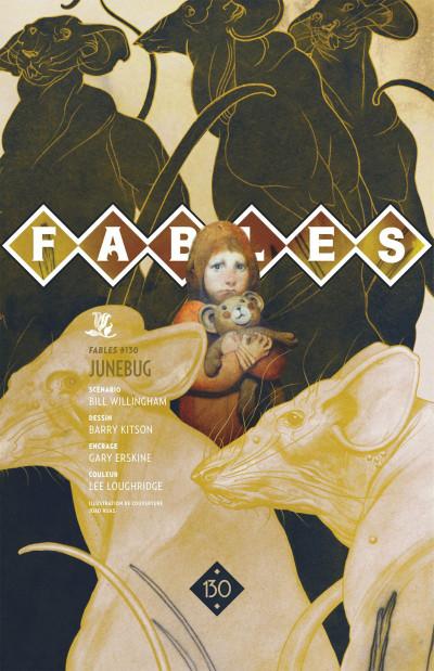 Page 4 Fables tome 21 - Camelot (cartonné)