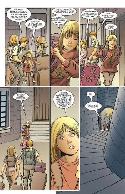 Page 8 Fables tome 21 - Camelot (cartonné)