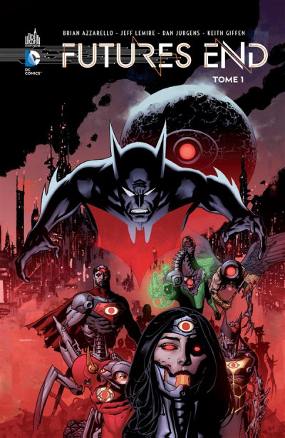 Couverture Futures end tome 1